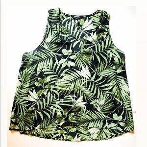 ☼4 for 20$☼ Tropical Palm Tank Top